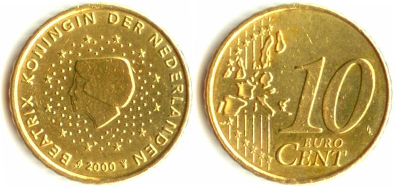 10 евро цент 1999 цена линзы для глаз увеличительные